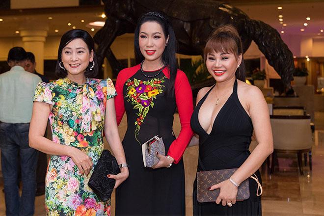 Lý do Lê Giang áp đảo Kim Chi trong đám cưới con gái Hồng Vân - Ảnh 6