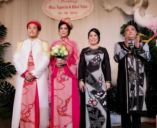 Lý do Lê Giang áp đảo Kim Chi trong đám cưới con gái Hồng Vân - Ảnh 15