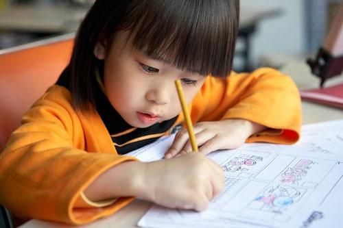 13 trò chơi rèn luyện sự tập trung cho trẻ - Ảnh 1