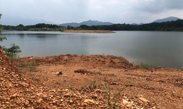 Hà Nội thanh tra toàn diện các dự án resort, sinh thái lấp hồ Đồng Mô - Ảnh 1