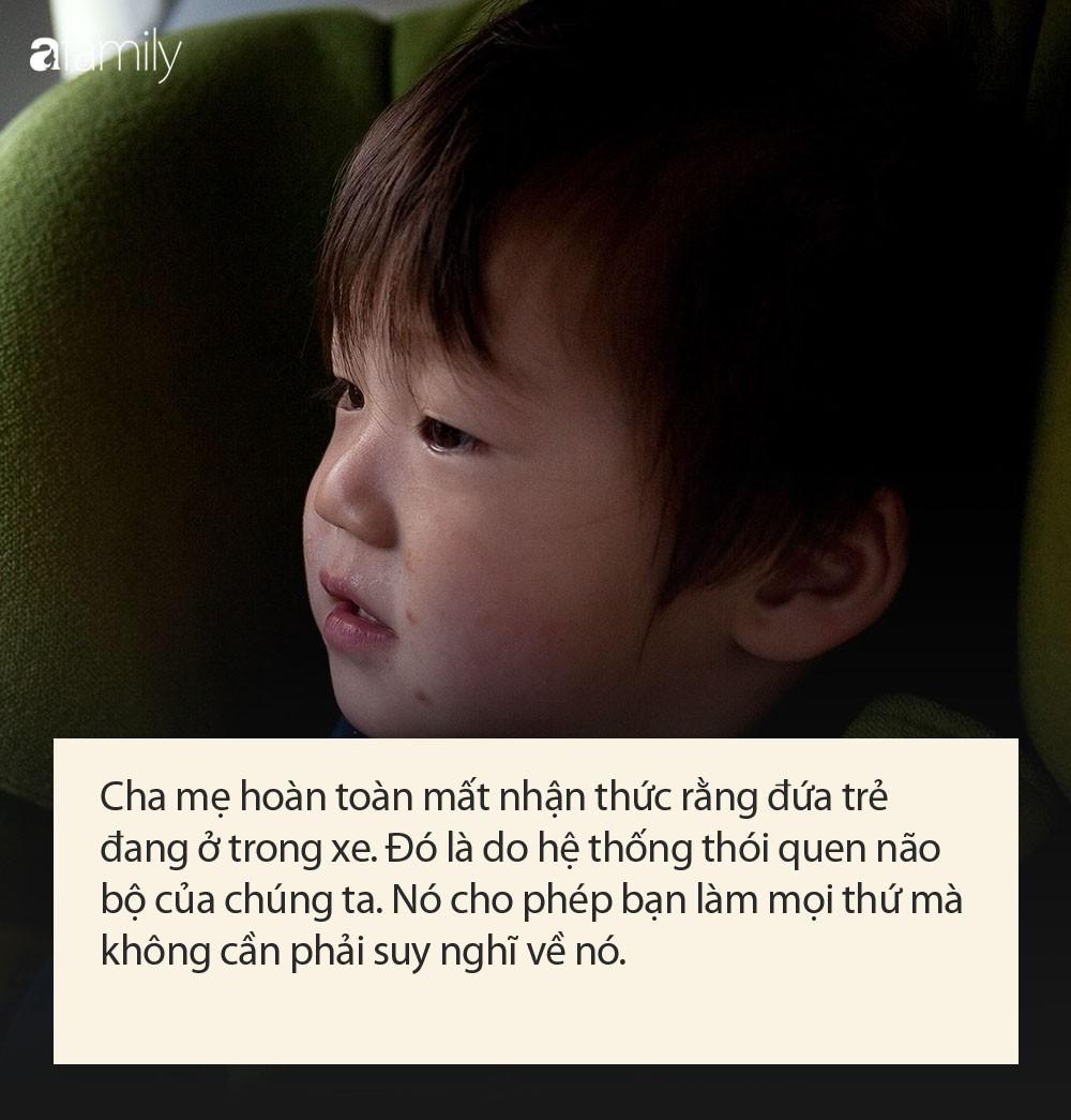 Hội chứng bỏ quên con - Ngay cả những ông bố bà mẹ siêu cẩn thận cũng có lúc mắc phải - Ảnh 2