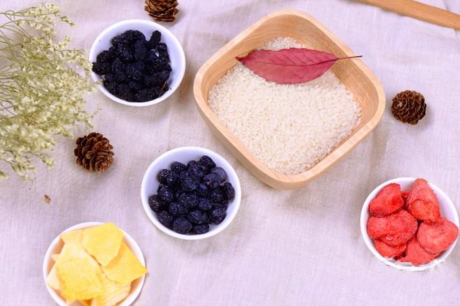 Học ngay cách làm món xôi ngũ sắc với toàn bộ màu sắc từ trái cây, vừa ngon vừa đẹp! - Ảnh 1