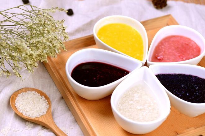 Học ngay cách làm món xôi ngũ sắc với toàn bộ màu sắc từ trái cây, vừa ngon vừa đẹp! - Ảnh 3