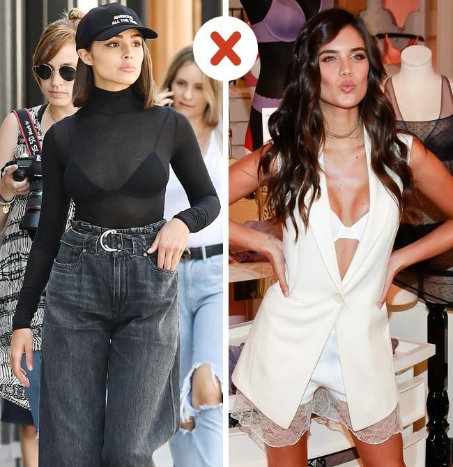 7 kiểu phục trang mà nhiều chị em vẫn luôn ưa chuộng, nhưng kỳ thực có thể biến họ thành người kém duyên - Ảnh 6