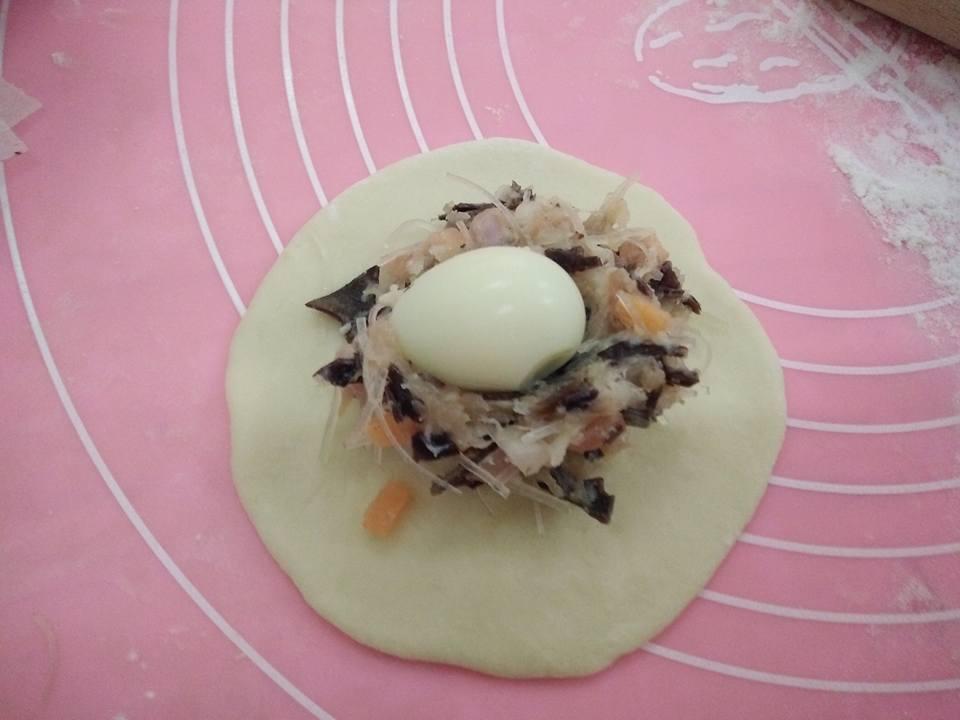 Cách làm bánh bao nhân thịt vừa mềm vừa trắng, ai cũng mê - Ảnh 4