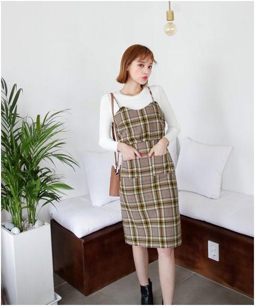Váy áo kẻ giúp nàng đi chơi hay công sở đều xinh - Ảnh 3