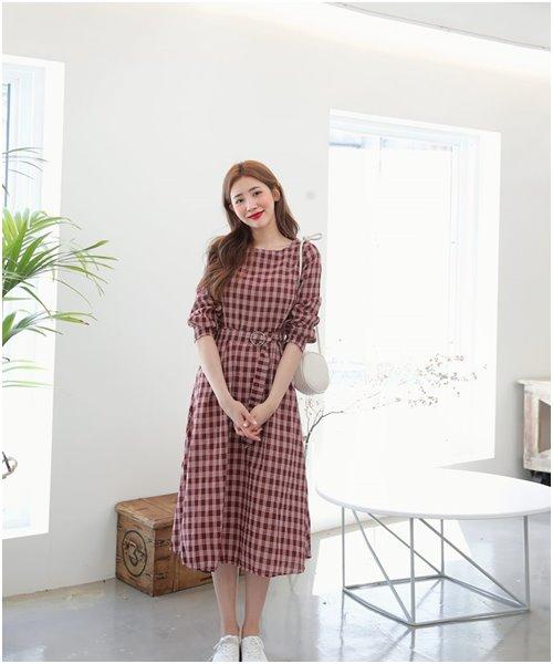 Váy áo kẻ giúp nàng đi chơi hay công sở đều xinh - Ảnh 5
