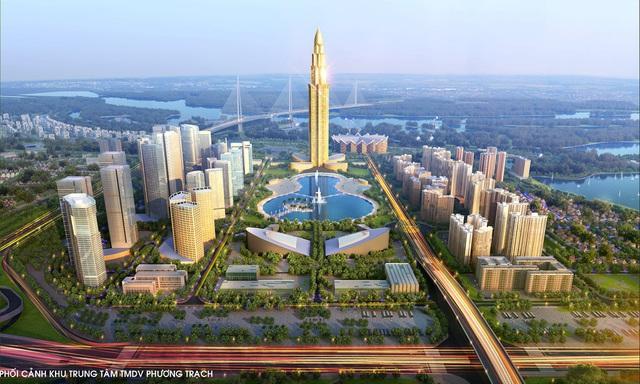 Đất quanh siêu dự án thành phố thông minh: Cò có dịp thổi giá, cẩn trọng sập bẫy - Ảnh 1