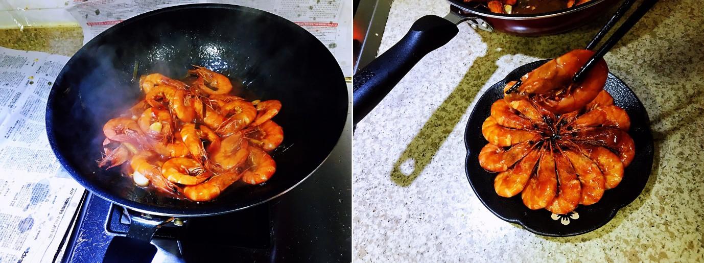 Con gái tôi thích nhất là món tôm xốt cà chua mẹ làm, và đây là công thức - Ảnh 5