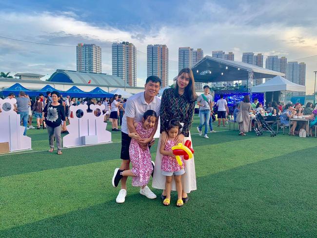 Trước khi 'đường ai nấy đi', vợ chồng Lưu Hương Giang - Hồ Hoài Anh từng là một 'cặp bài trùng' trong cách dạy con - Ảnh 4