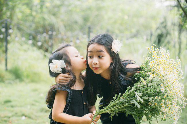 Trước khi 'đường ai nấy đi', vợ chồng Lưu Hương Giang - Hồ Hoài Anh từng là một 'cặp bài trùng' trong cách dạy con - Ảnh 7