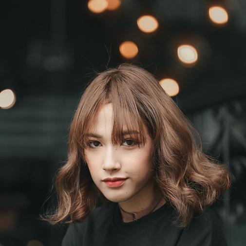 Hơn 3 tuần nữa là đến Tết, phụ nữ hãy 'lên đời' nhan sắc ngay với 9 kiểu tóc uốn xinh hết nấc này - Ảnh 8