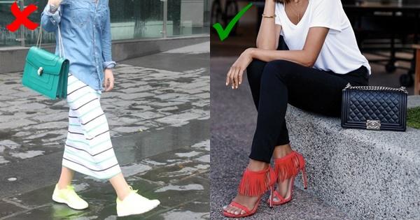 7 lỗi ăn mặc phụ nữ nên tránh tuyệt đối trong dịp Tết này nếu không muốn trông quê mùa, kém sang - Ảnh 7