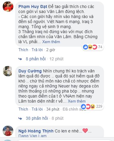 Bị chỉ trích vì để thủng lưới 3 lần, Đặng Văn Lâm đăng status đáp trả dân mạng cực thâm thúy - Ảnh 3