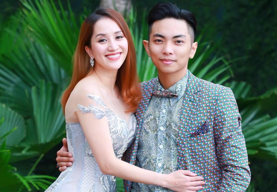 Hạnh phúc bên chồng kém 12 tuổi, Khánh Thi mách 'bí kíp' chọn người phù hợp trong tình yêu - Ảnh 1