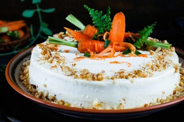 Bánh cà rốt lạ miệng hấp dẫn khó chối từ - Ảnh 2