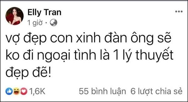 """Bất ngờ thân thế chồng Tây nghi đã """"cắm sừng"""" Elly Trần - Ảnh 4"""