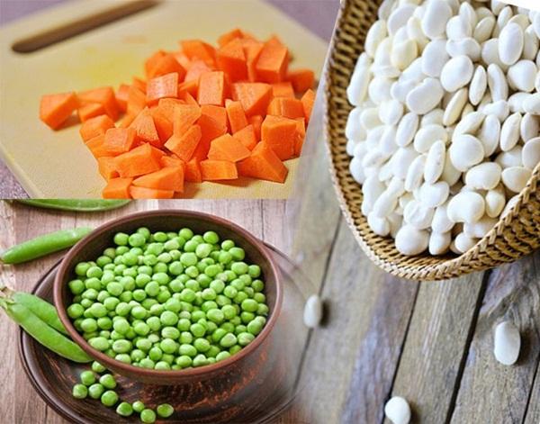 5 bước xong ngay món bò hầm đậu Hà Lan mềm thơm, bổ dưỡng - Ảnh 2