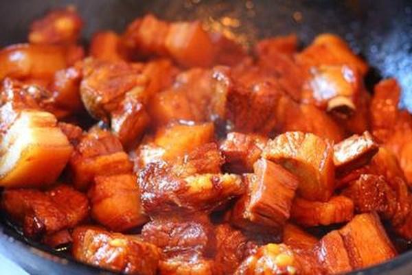 Đổi vị với món thịt kho măng khô thơm ngon đúng điệu - Ảnh 3