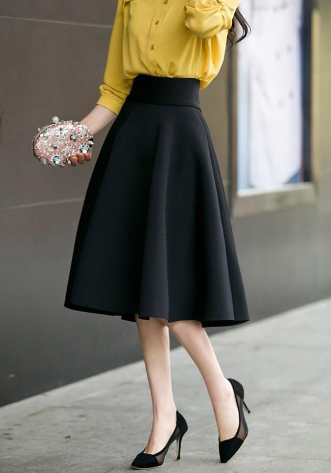 6 kiểu váy vừa tiện dụng lại phù hợp với mọi lứa tuổi, chị em nào cũng nên có sẵn trong tủ đồ của mình - Ảnh 5