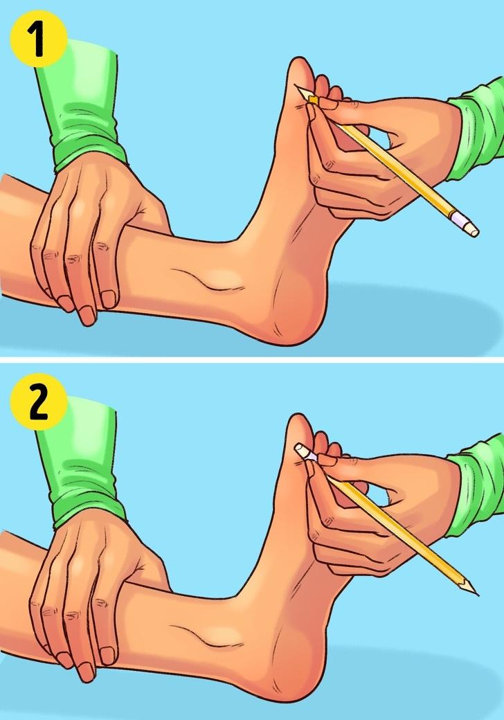 9 mẹo kiểm tra sức khỏe tại nhà, giúp bạn sớm phát hiện bệnh nguy hiểm - Ảnh 6