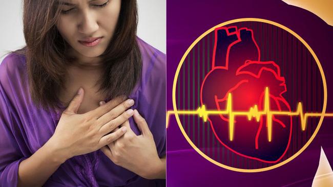 Dấu hiệu cảnh báo bệnh tim ở phụ nữ thường có đặc điểm thế này nên nhiều khi bác sĩ cũng nhầm lẫn - Ảnh 3