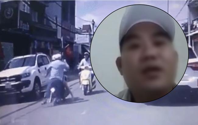 Nam tài xế đến tận nhà xin lỗi trực tiếp người phụ nữ bị mình tát ở Đồng Nai: Em vui lòng bỏ qua cho anh, cảm ơn em! - Ảnh 1