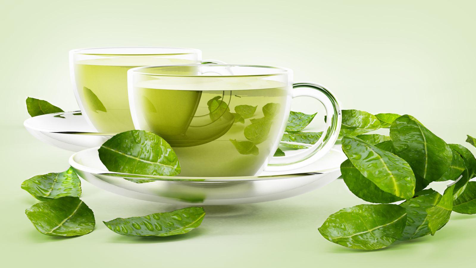 Nếu muốn làn da nhận được những điều tuyệt vời này, bạn nên uống nước trà xanh mỗi ngày - Ảnh 3