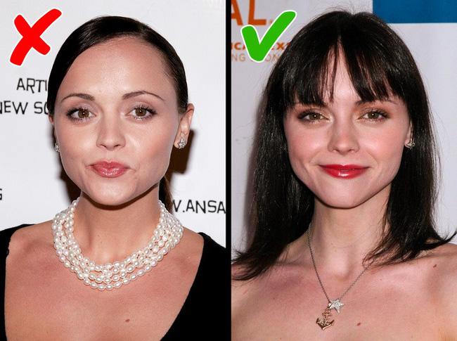 4 kiểu gương mặt phổ biến và những bí kíp vàng giúp chị em chọn được trang sức phù hợp với mình - Ảnh 2