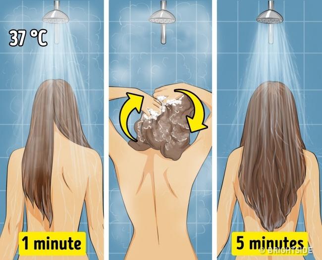 8 bí quyết từ chuyên gia giúp mái tóc nhanh dài và suôn mượt hơn mà không cần đến mỹ phẩm - Ảnh 1