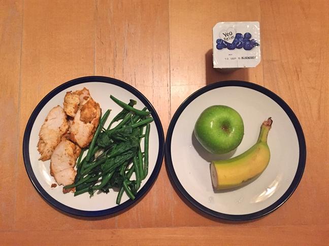 Giảm gần 5kg trong 7 ngày với chế độ ăn kiêng quân đội - Ảnh 5