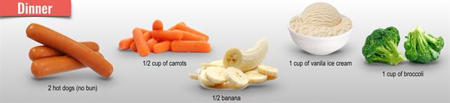 Giảm gần 5kg trong 7 ngày với chế độ ăn kiêng quân đội - Ảnh 8
