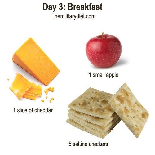 Giảm gần 5kg trong 7 ngày với chế độ ăn kiêng quân đội - Ảnh 9