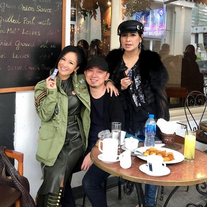 Hậu ly hôn, Quốc Trung vẫn tặng quà 8/3 cho Thanh Lam như những người bạn thân - Ảnh 3