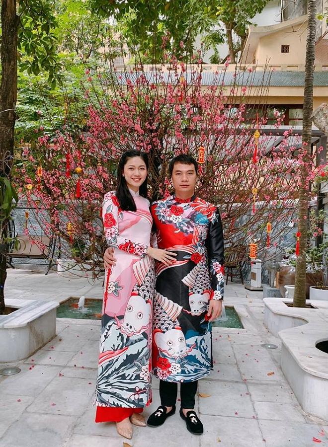 Sau gần 3 tháng kết hôn, Á hậu Thanh Tú khoe chồng hơn 16 tuổi cực tâm lý - Ảnh 1