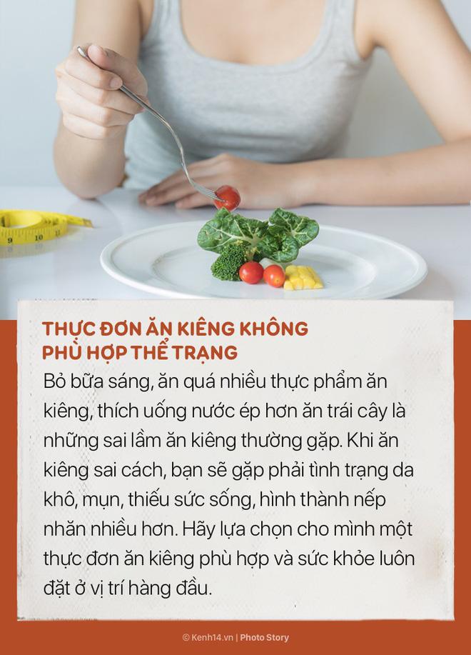 Tránh những sai lầm này trong quá trình giảm béo, ăn kiêng để có kết quả như ý - Ảnh 5