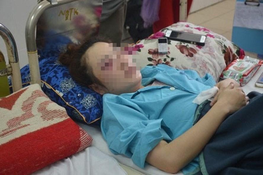Nam thanh niên đánh phụ nữ vì đĩa bánh là cháu ruột trưởng công an phường - Ảnh 1