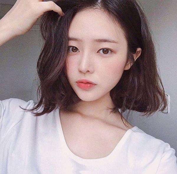 Tóc chữ C - mốt tóc 'nhận diện' các cô gái Hàn sành điệu - Ảnh 6