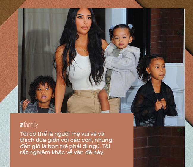 Dù bị ghét vì tai tiếng và chiêu trò bẩn nhưng trong cách nuôi dạy con, không ít người phải gật gù tán dương gia đình Kardashian - Ảnh 4