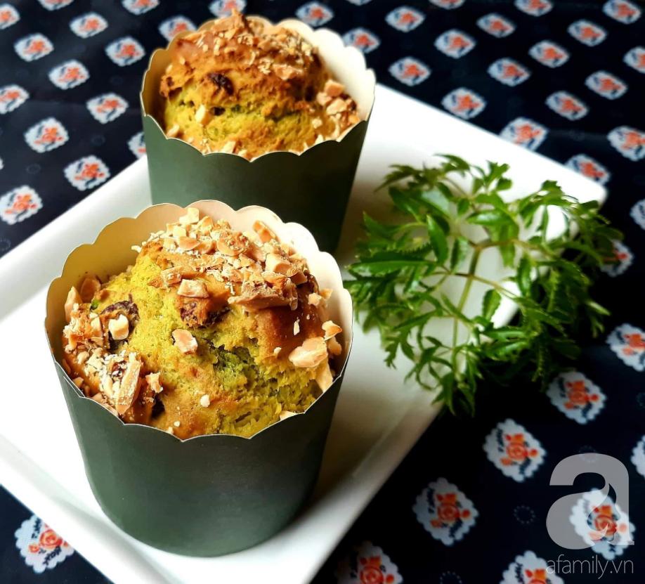 Cách làm bánh muffin vừa mềm ngon lại tốt cho sức khỏe, các mẹ hãy làm thử cho cả nhà ăn sáng nhé! - Ảnh 5