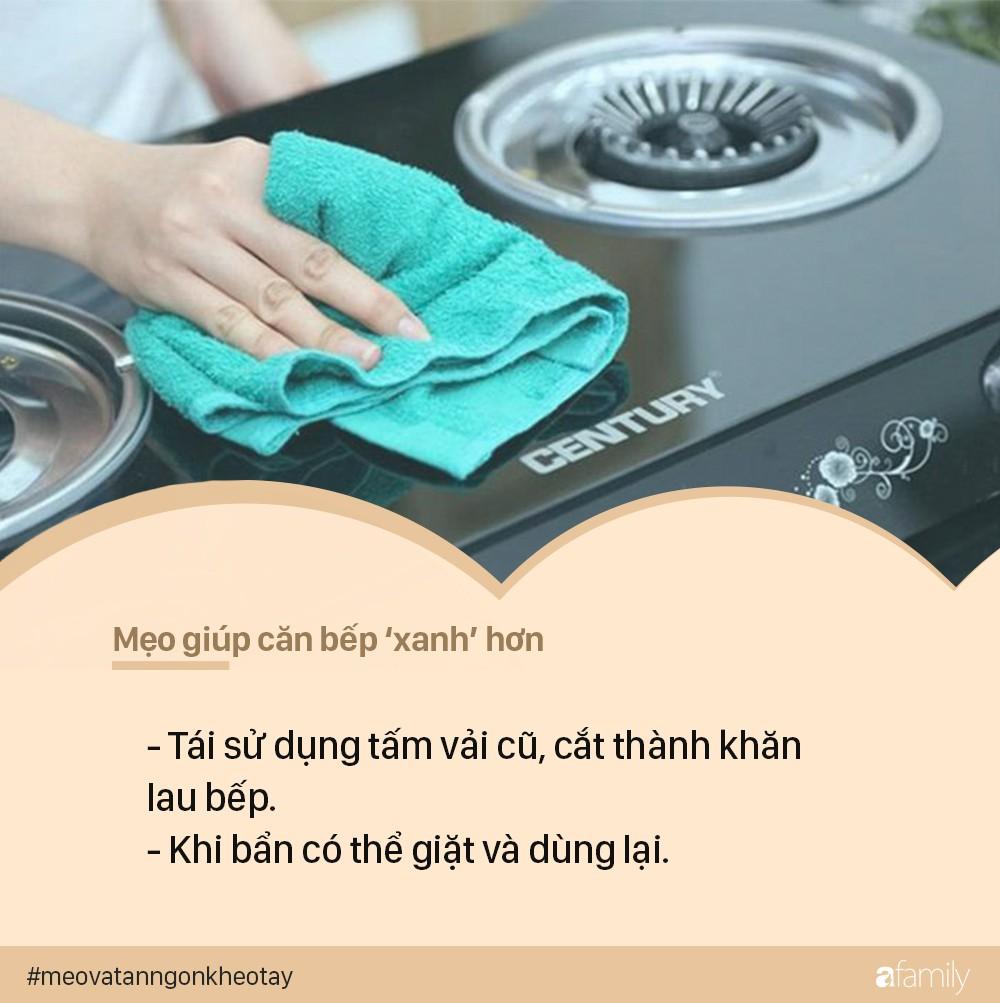 'Sống xanh' giảm rác thải từ trong bếp chỉ với những mẹo vặt ai cũng có thể làm được này! - Ảnh 1