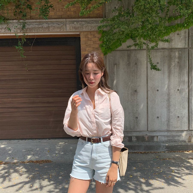 Như một thói quen: Ngày nắng nóng là chị em thi nhau lên đồ với 4 kiểu quần shorts xinh xắn, trendy này - Ảnh 2