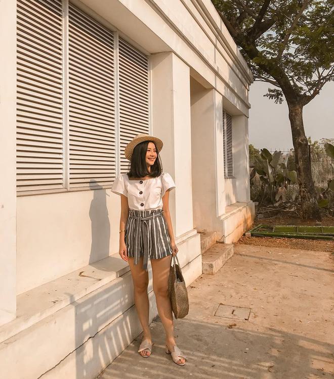 Như một thói quen: Ngày nắng nóng là chị em thi nhau lên đồ với 4 kiểu quần shorts xinh xắn, trendy này - Ảnh 12