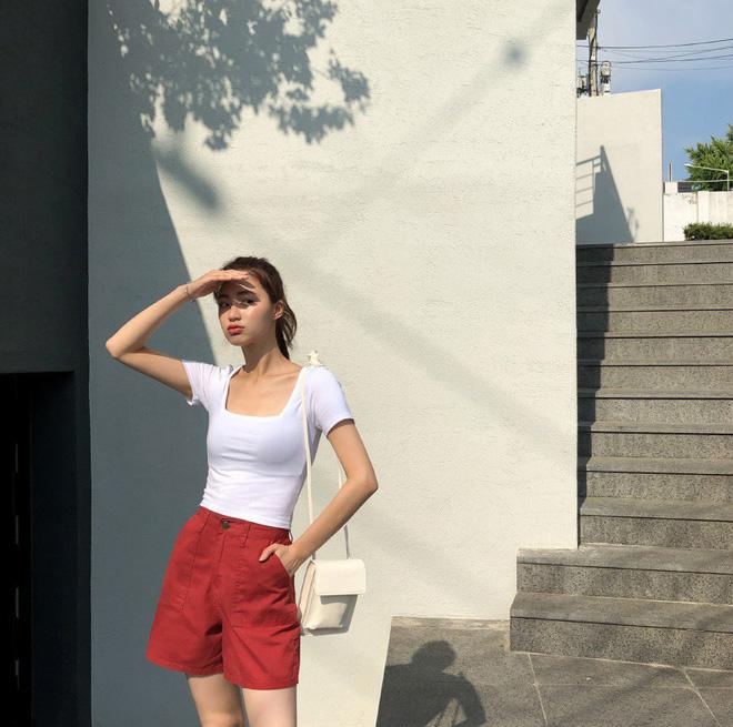 Như một thói quen: Ngày nắng nóng là chị em thi nhau lên đồ với 4 kiểu quần shorts xinh xắn, trendy này - Ảnh 14