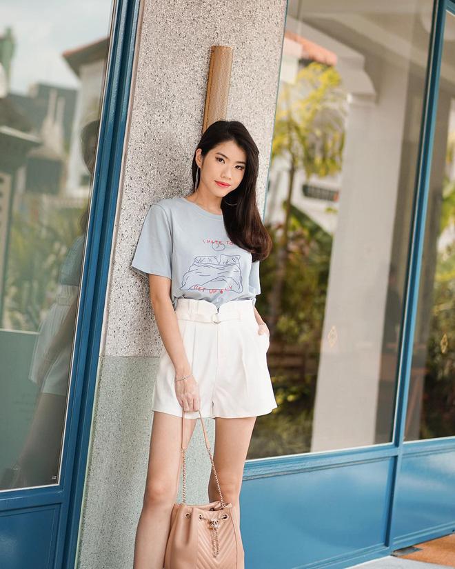 Như một thói quen: Ngày nắng nóng là chị em thi nhau lên đồ với 4 kiểu quần shorts xinh xắn, trendy này - Ảnh 6