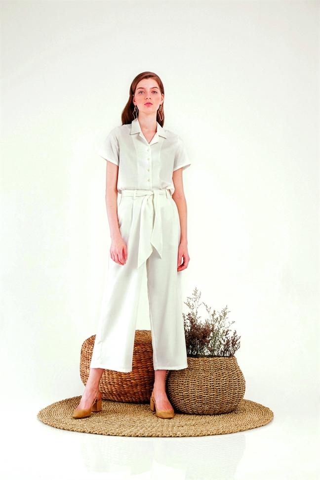 Thời trang cho ngày chợt mưa chợt nắng - Ảnh 3