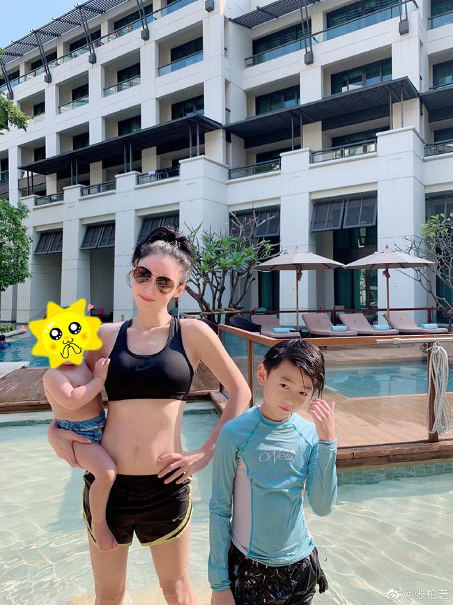 Con trai Trương Bá Chi vô tình để lộ việc mẹ đã bí mật kết hôn? - Ảnh 4