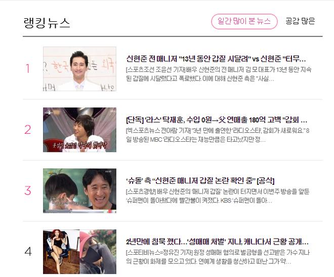 Nóng nhất Naver hôm nay: Nam tài tử 'Nấc Thang Lên Thiên Đường' Shin Hyun Joon bị tố ngược đãi, bóc lột quản lý 13 năm - Ảnh 2