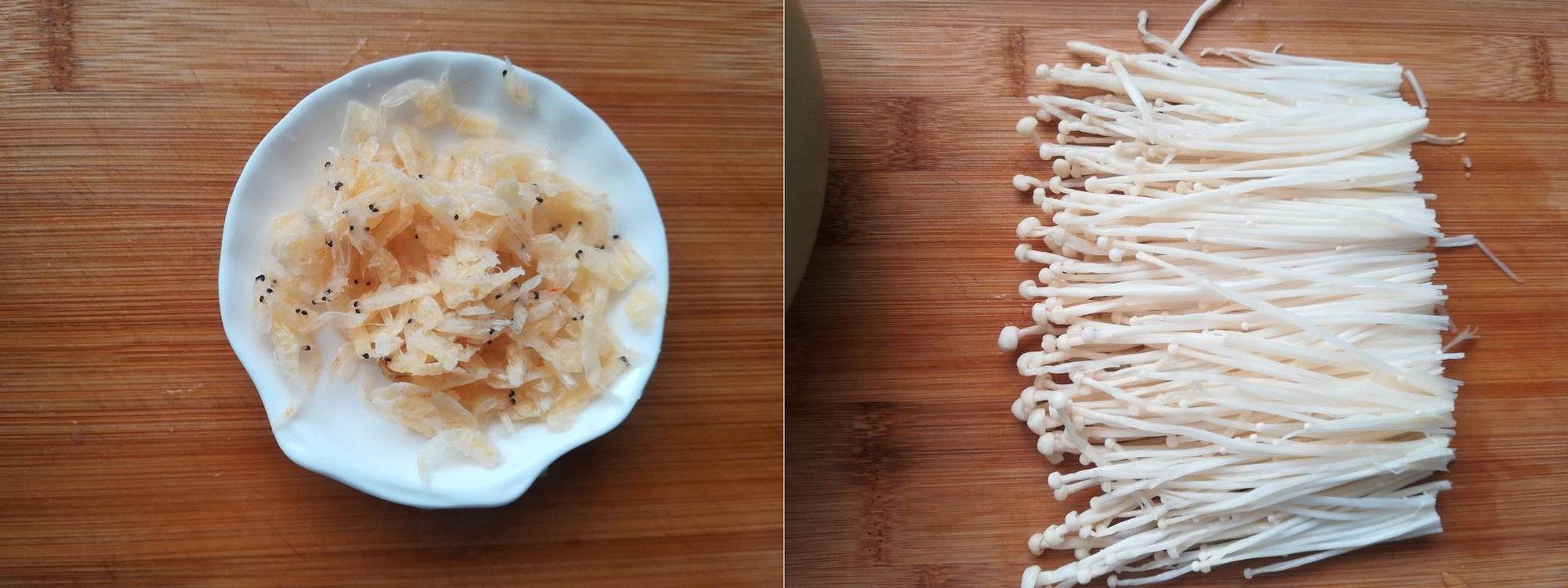 Ngọt lành thanh mát canh bí đao nấu nấm - Ảnh 2