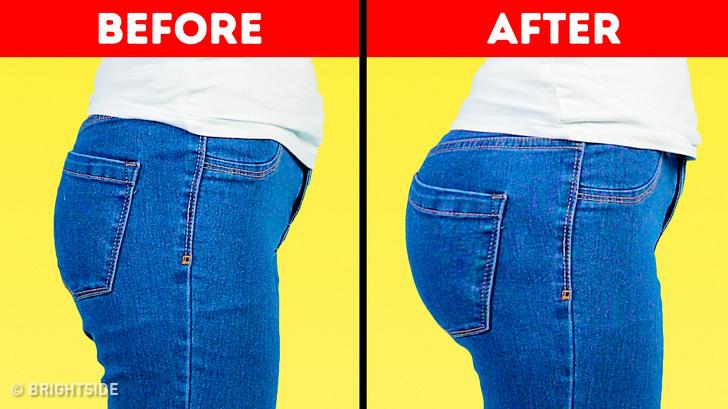 Bài tập tại nhà vừa giảm cân vừa tăng cơ mông giúp phụ nữ sở hữu vòng 3 căng tròn, vóc dáng quyến rũ - Ảnh 11